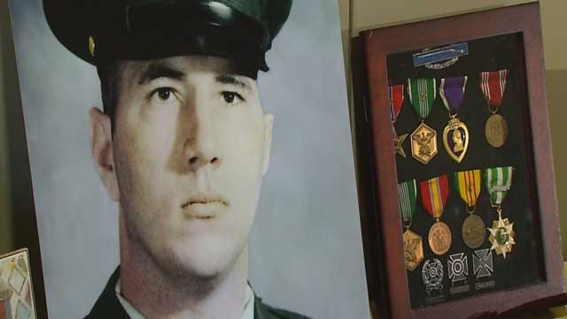 RDD: Mother's Wish Granted With Military's Highest Honor