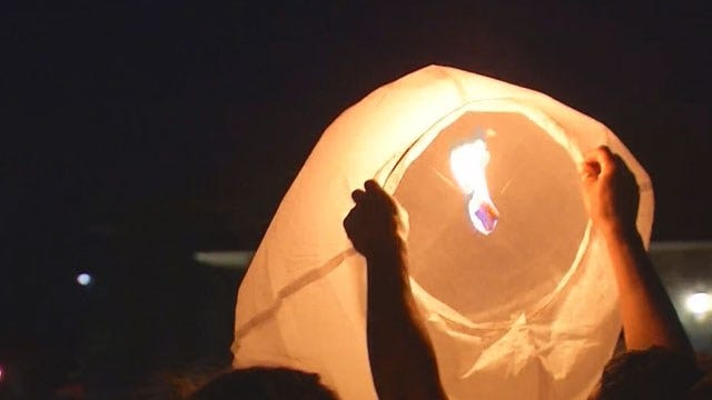 Family, Friends Host Vigil For Seminole County Man Killed By Police