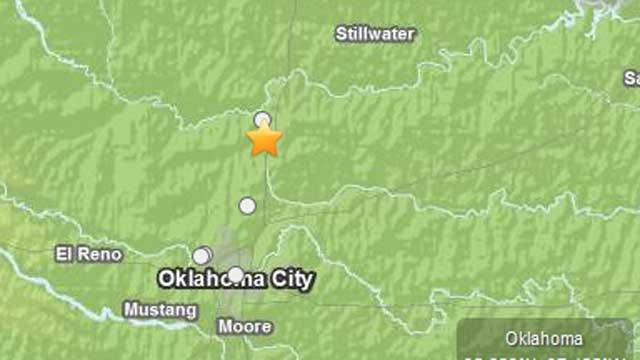 3.5 Magnitude Earthquake Rattles Logan County