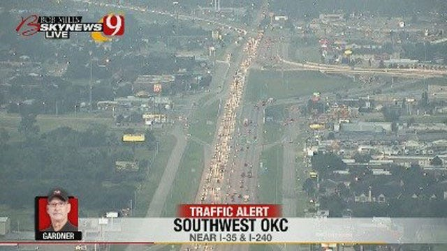 Metro Roads Becoming Congested With Back-To-School Traffic