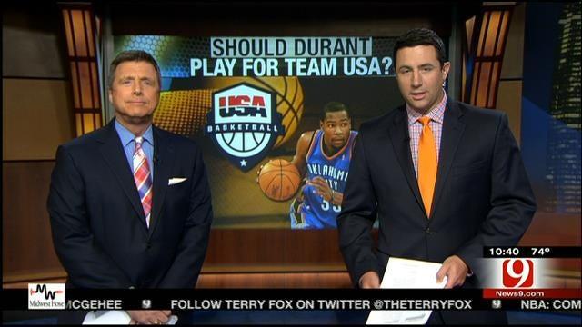 Oklahoma Ford Sports Blitz: August 3