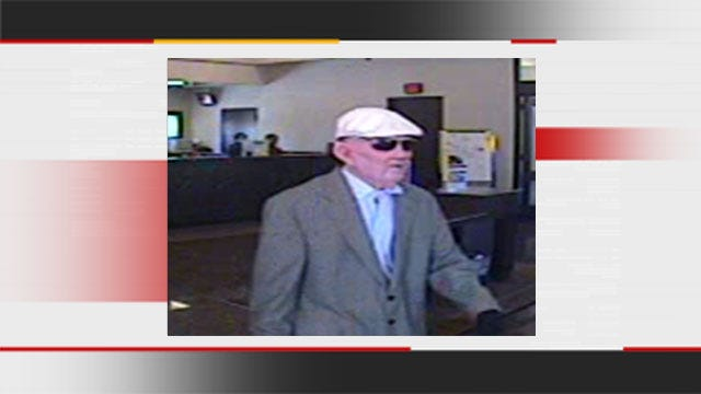 """Old Man"" Bank Robber Turns Out To Be Norman Teen"