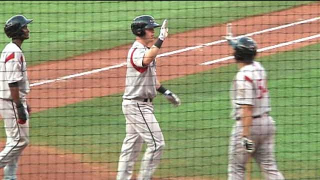 RedHawks Score Five In The Fourth To Down Sky Sox