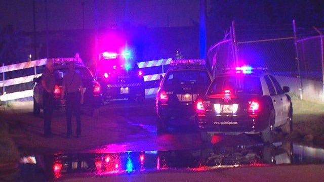 Man Injured After Crashing Pickup In NW OKC