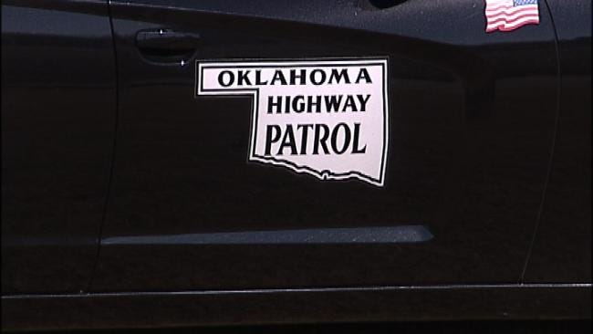 Semi Truck Rollover Reported Near Shawnee
