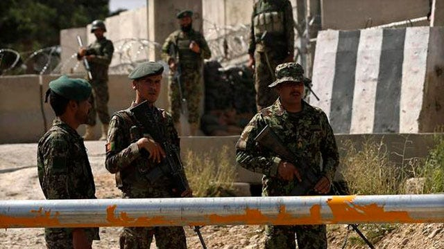 U.S. General Killed In Afghan 'Insider' Attack