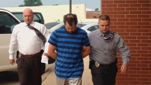 Edmond School Bus Driver Accused Of Molesting 8-Year-Old Boy