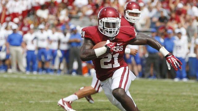 Oklahoma Football: Plenty Of Talent, Little Experience For Running Backs