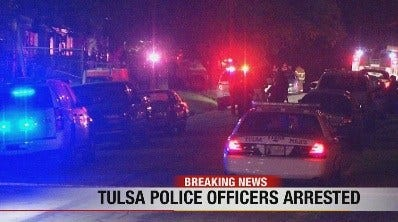 Two Tulsa Police Officers Facing Charges Related To Homicide