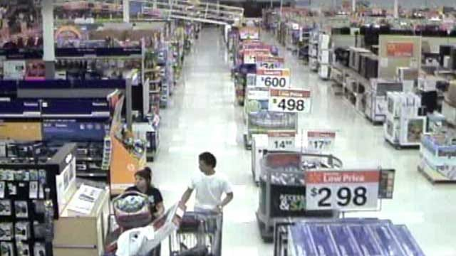 OKC Police: Suspects Shop After Robbing Woman At Gunpoint