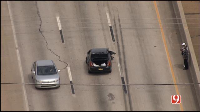 Crews Respond To Multiple Accidents On I-40 In OKC Metro