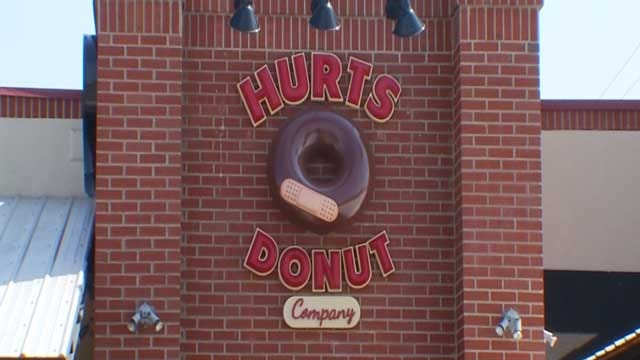 Husband, Wife Team Open Unique Donut Shop On Campus Corner