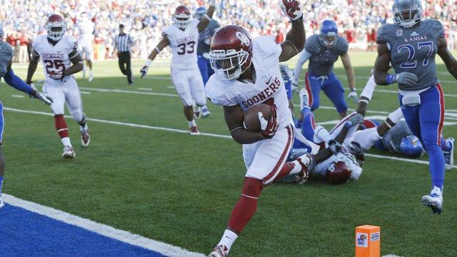 Oklahoma Football: Wide Receivers Leaning On Shepard To Start Season