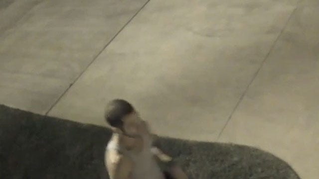 Police Look For Suspect In NW OKC Home Burglary