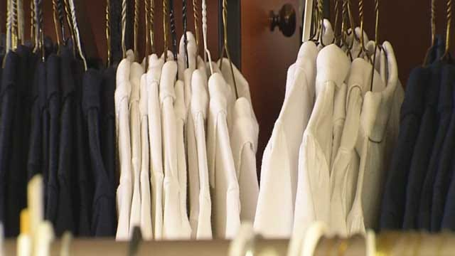 Christmas Connection Helping Families With Uniforms