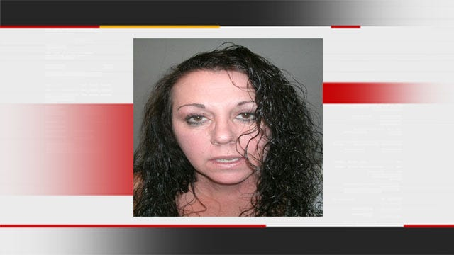 Luther Woman Arrested For DUI, Child Endangerment On Thanksgiving