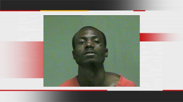 OKC Man Arrested For Beating Girlfriend With Decorative Cross