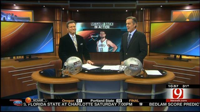 Oklahoma Ford Sports Blitz: November 30