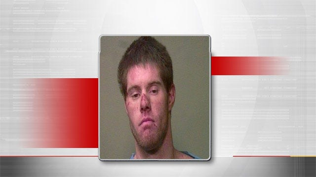 Naked Man Arrested For Burglarizing Trailer Homes In SE OKC
