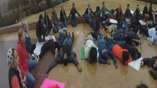 OSU Protesters Receiving Death Threats