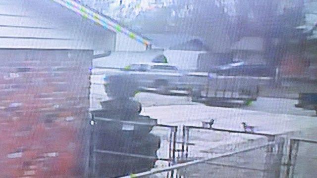 Trailer Theft In SW OKC Caught On Surveillance Camera