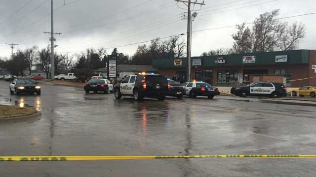 Officer Involved Shooting In Norman