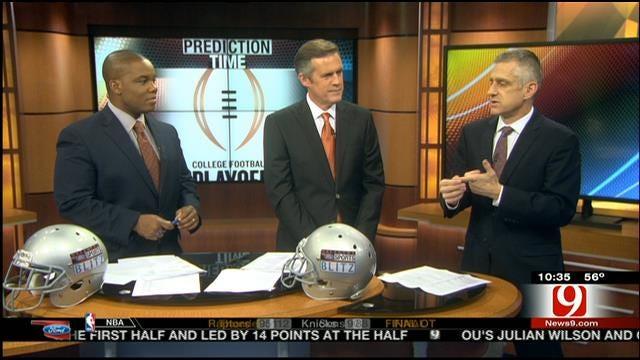 Oklahoma Ford Sports Blitz: December 14