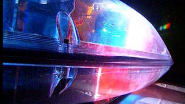 OKC Police: Car Hits Fire Truck On Scene Of Multi-Vehicle Crash