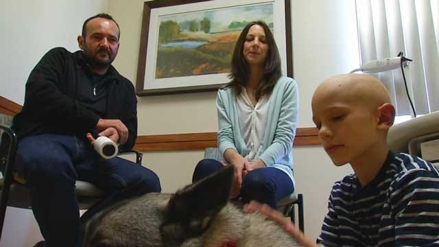 International Families Coming To OKC For Proton Therapy Radiation