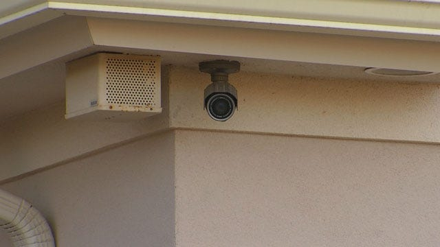 Moore Police Offer Private Security Camera Registration