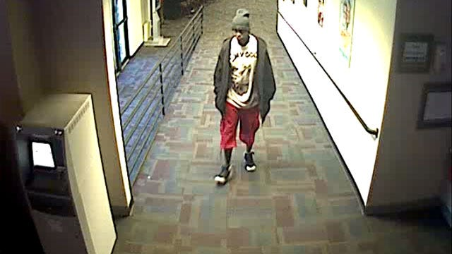 Tuttle Police Release Photos Of Robbery Suspect