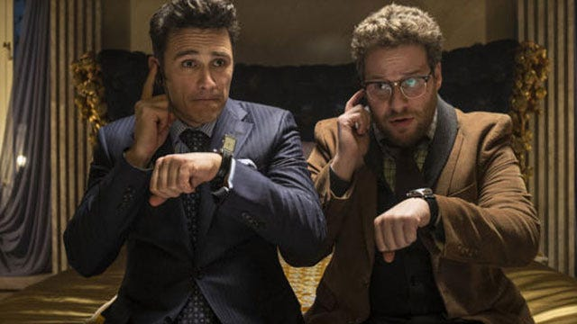 Amid Hacker Threats, Sony Cancels Dec. 25 Release Of 'The Interview'