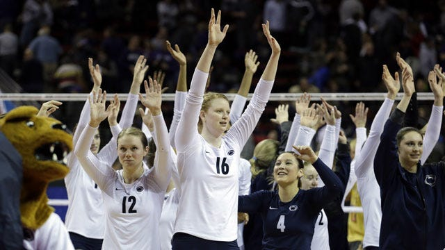 NCAA Volleyball: Final Four Can Have Big Impact For Oklahoma
