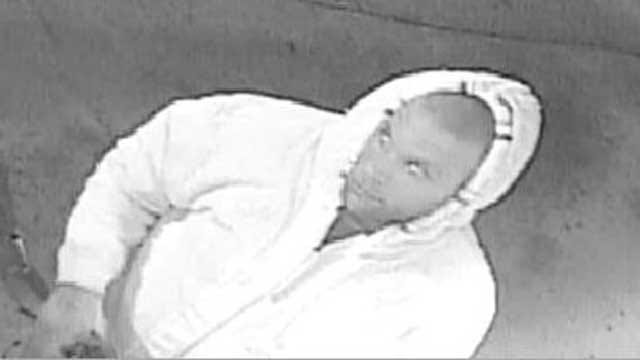 Oklahoma City Police Looking For Bicycle Bandit