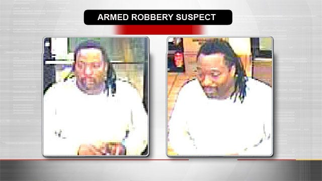 Police Search For Suspect In Armed Robbery Of SW OKC Convenience Store