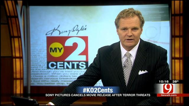 My 2 Cents: Sony Cancels 'The Interview'