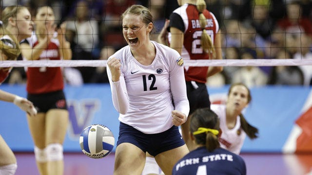 NCAA Volleyball: Close Relationship With Coach Set Micha Hancock Up For Success