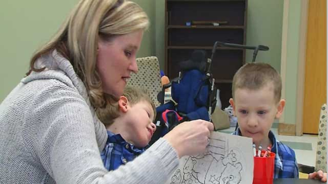 Oklahoma DHS Worker Adopts Special Needs Siblings
