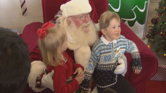Oklahoma Foster Care Still In Need Of Donations To Fill Christmas Wish Lists