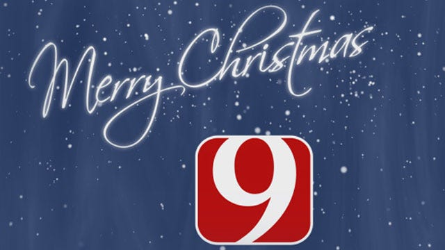 Merry Christmas From News 9!