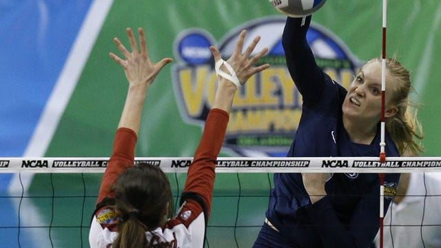 NCAA Volleyball: Consistent Offense Pushes Penn State Into Title Game
