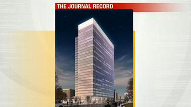 Plans For New High-Rise In Downtown OKC Raise Concerns