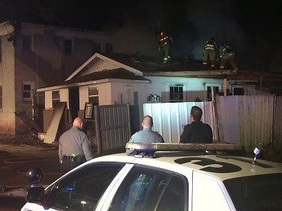 Police Officer Alerts Firefighters To SW OKC House Fire