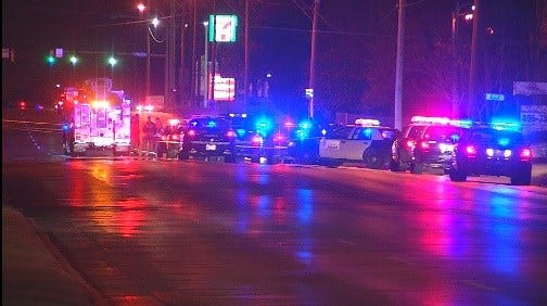2 OKC Officers Injured; Alleged Gunman Dead Following Traffic Stop Shootout