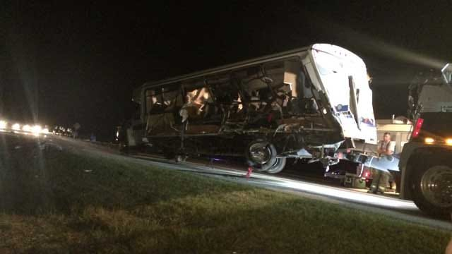 OHP Closer To Completing Quadruple Fatal Bus Crash Investigation