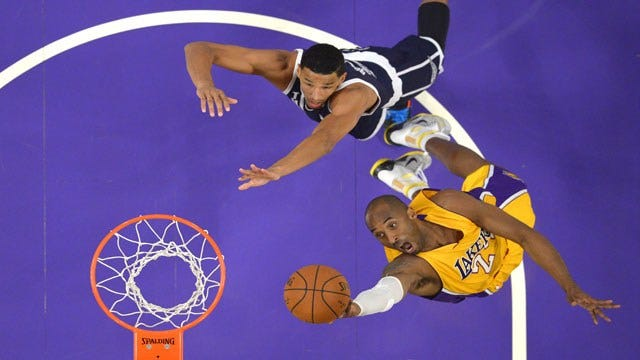 Roberson's Defense Pushes Thunder Past Lakers