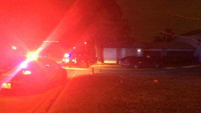 Two Injured In Overnight Oklahoma City Shooting