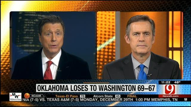 Oklahoma Ford Sports Blitz: December 21