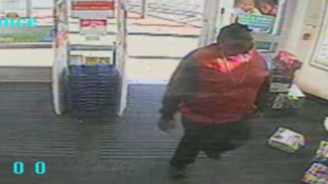 Edmond Police Search For Suspect Using Stolen Credit Cards