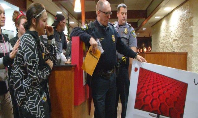 OKC Police Surprise Burglary Victim With Generous Donations
